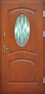 Drzwi zewnętrzne N 33S