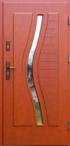 Drzwi zewnętrzne N 40S