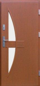 Drzwi zewnętrzne N 43S
